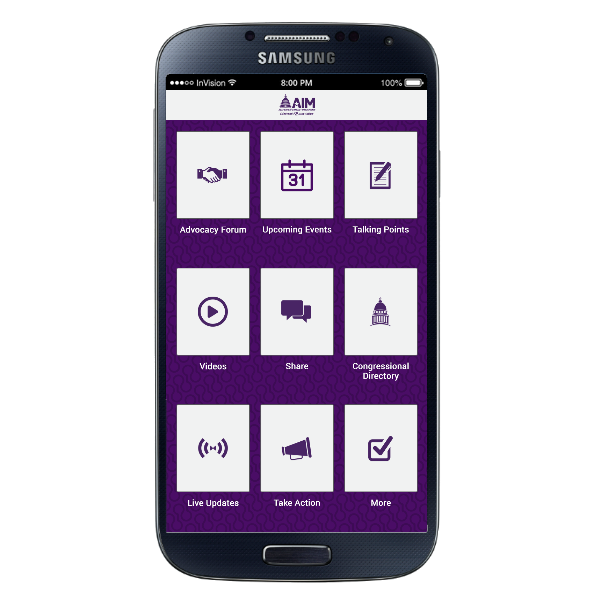 Mobile Application - AIM - Android